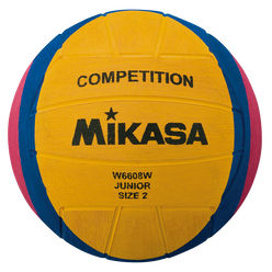 Mikasa W6608W детска тренировъчна топка за водна топка
